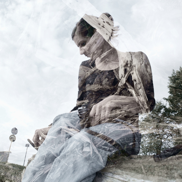 Double Exposure Photography by Martin Lovekosi