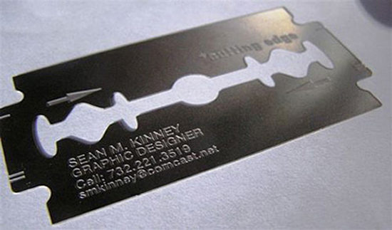 15 Unusual Business Cards Design