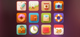 Freebie: 5 O'clock Shades Icon Set