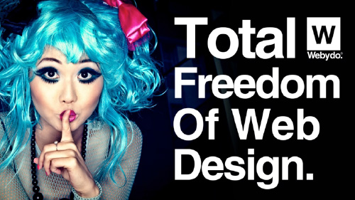 50K Designers, 112K Websites 1 Code-Free Professional Design Studio, Meet Webydo